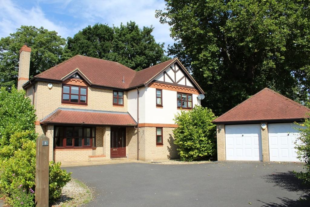 5 Bedrooms Detached House for sale in Purbeck Close, Wisbech