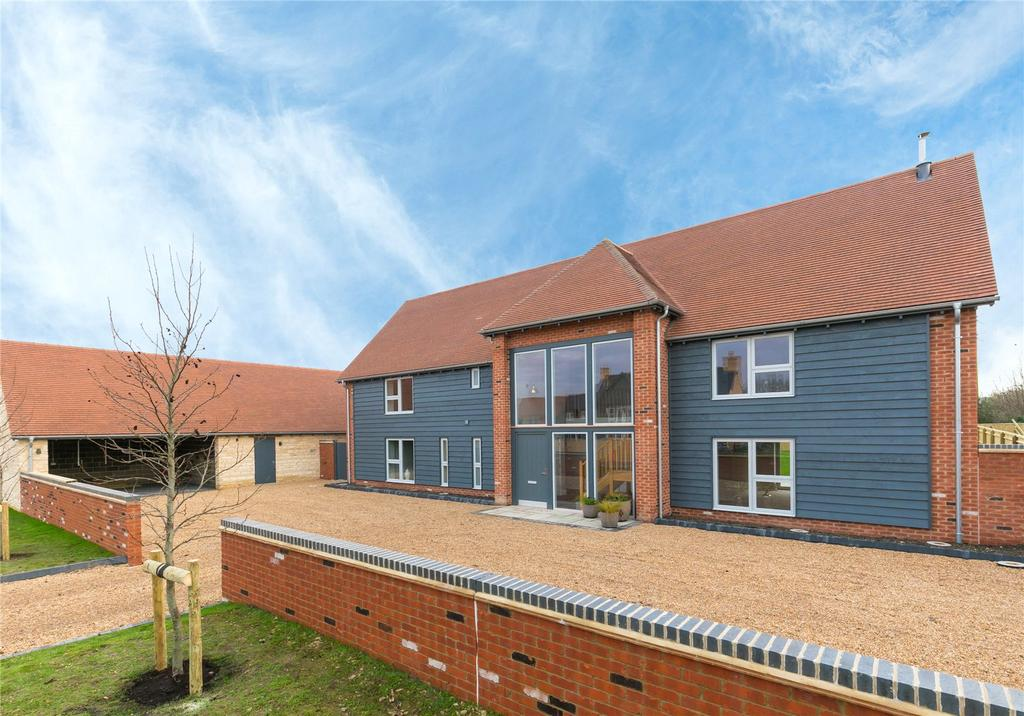5 Bedrooms Detached House for sale in The Orchard, West Hanney, Wantage, Oxfordshire, OX12
