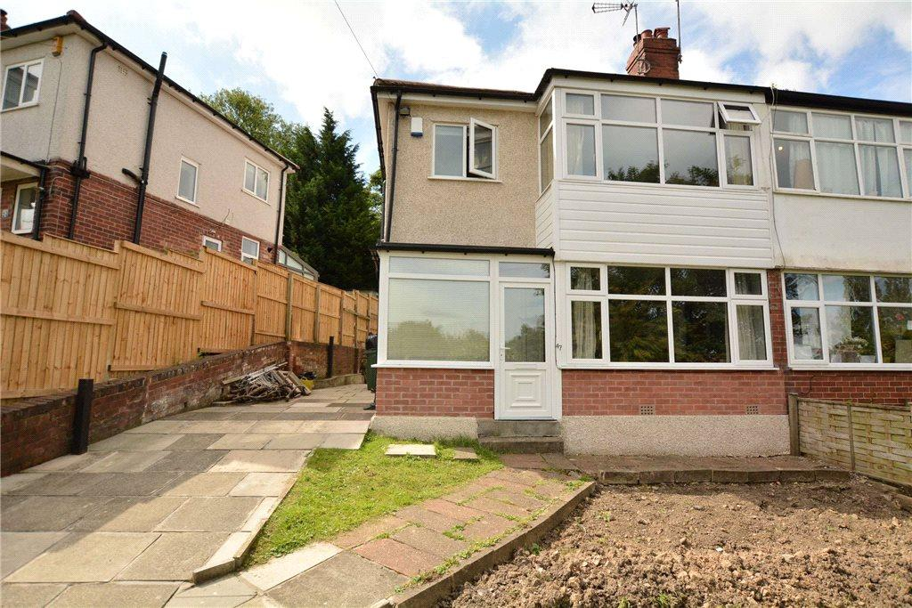 3 Bedrooms Semi Detached House for sale in Shire Oak Road, Leeds, West Yorkshire
