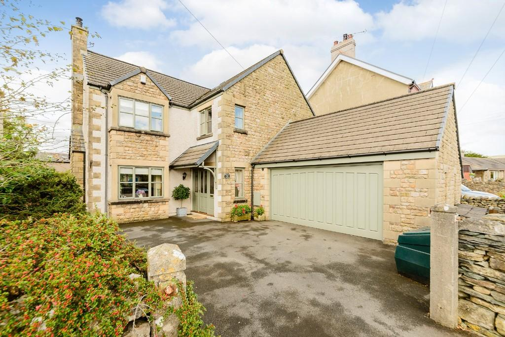 4 Bedrooms Detached House for sale in Bramley House, Ingleton, Nr Carnforth