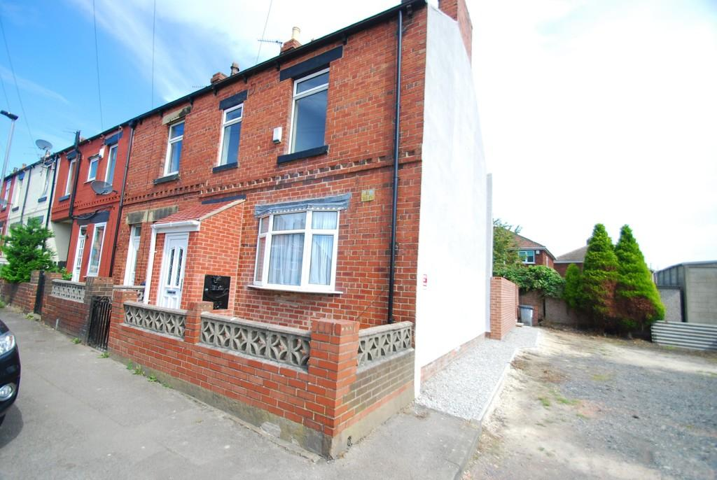 3 Bedrooms End Of Terrace House for sale in Cresswell Street, Barnsley S75