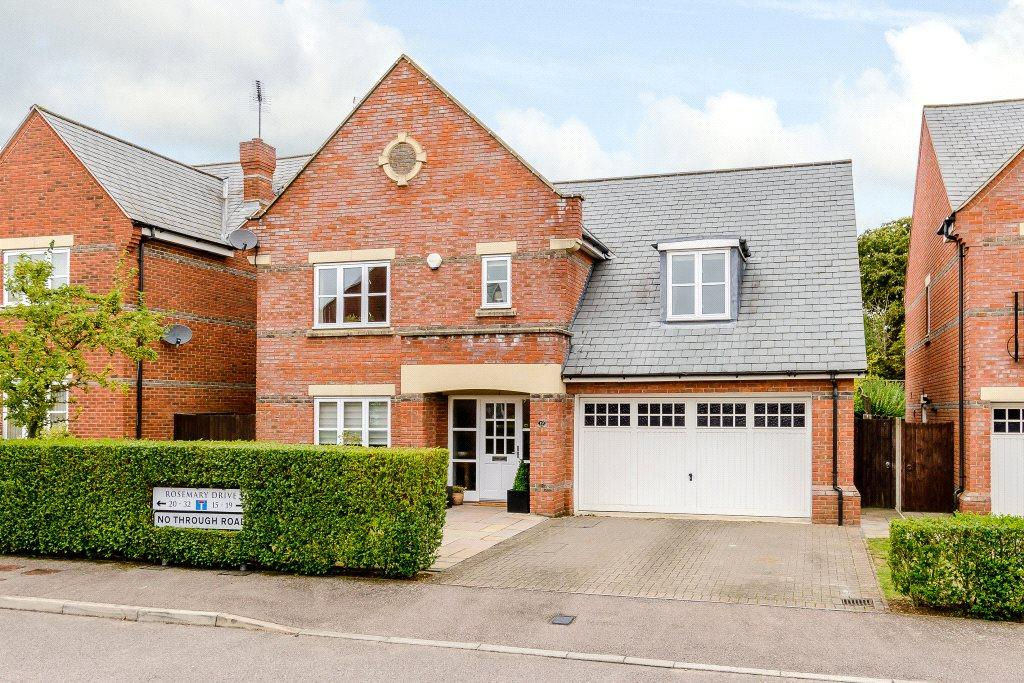 4 Bedrooms Detached House for sale in Rosemary Drive, Napsbury Park, St. Albans, Hertfordshire