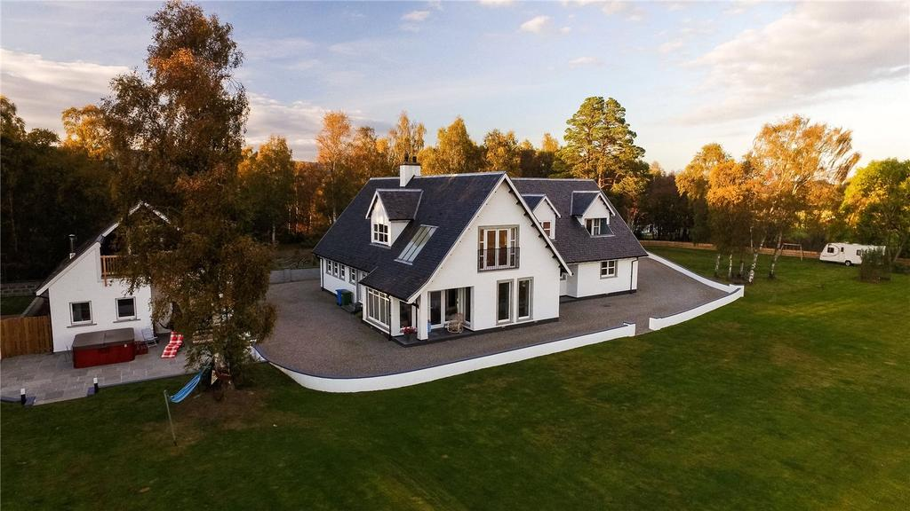 4 Bedrooms Detached House for sale in Northfield, Invergordon, Ross-Shire