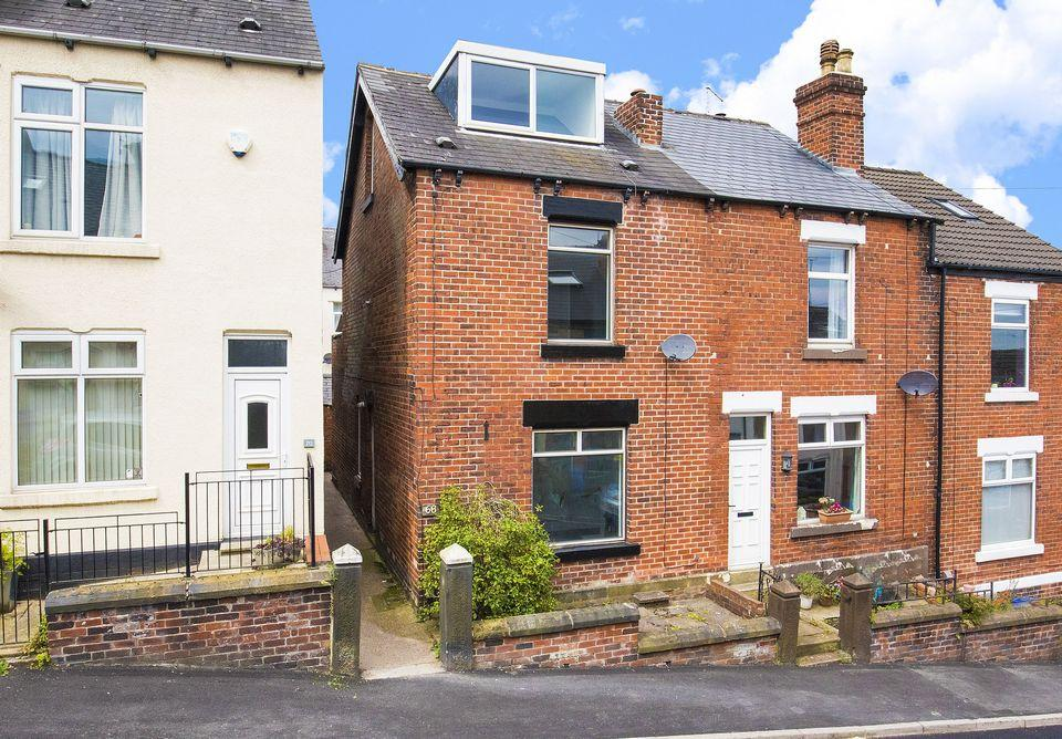 3 Bedrooms End Of Terrace House for sale in 68 Meersbrook Avenue, Meersbrook, Sheffield S8