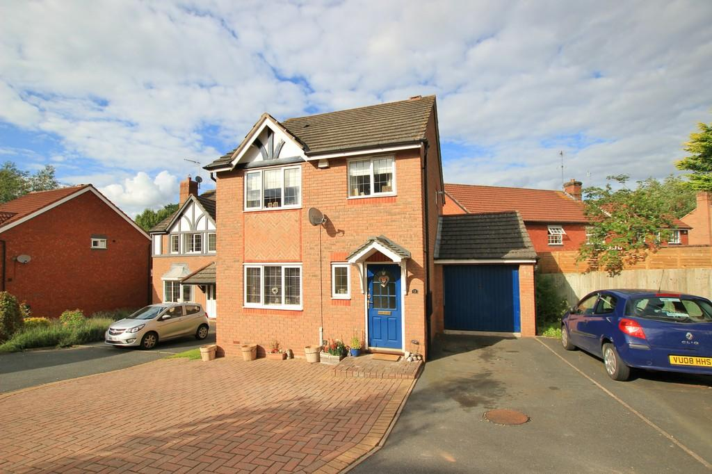 3 Bedrooms Detached House for sale in Tay Avenue, ST PETERS