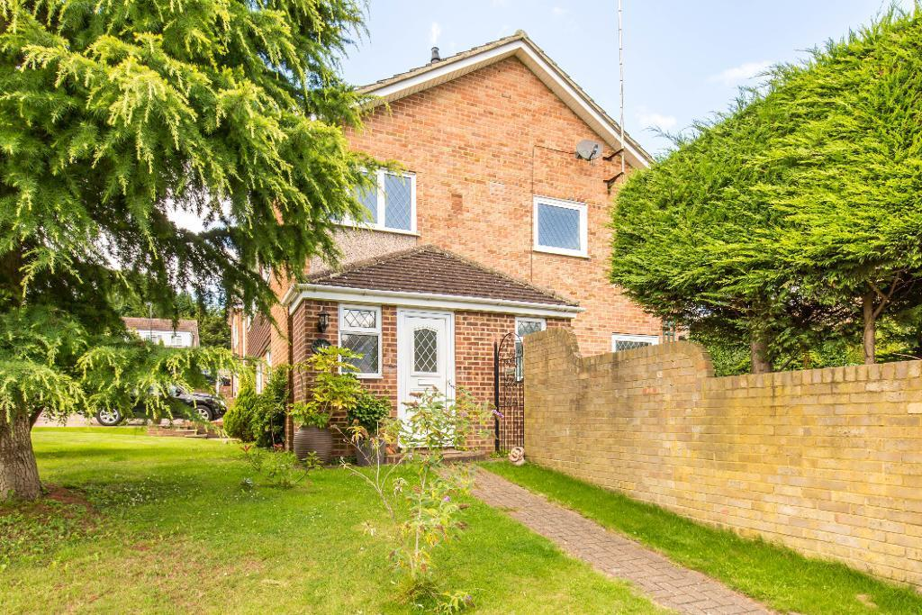 3 Bedrooms End Of Terrace House for sale in Teal Close, Selsdon, South Croydon, Surrey, CR2 8SU