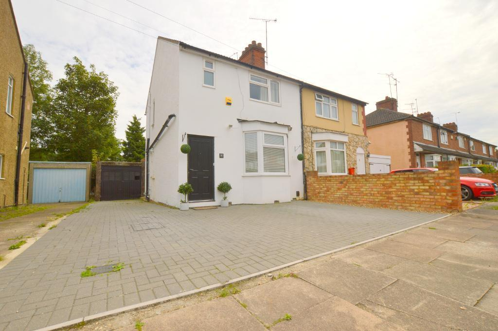 2 Bedrooms Semi Detached House for sale in Anstee Road, Luton, LU4 9HH