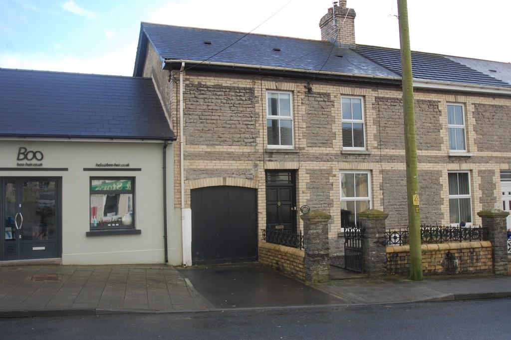 3 Bedrooms End Of Terrace House for sale in Myrtle Cottage, 16 High Street, Laleston, Bridgend, Bridgend County Borough, CF32 0HP
