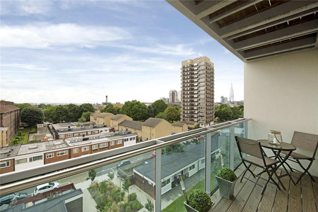 2 Bedrooms Flat for sale in Cable Street, E1