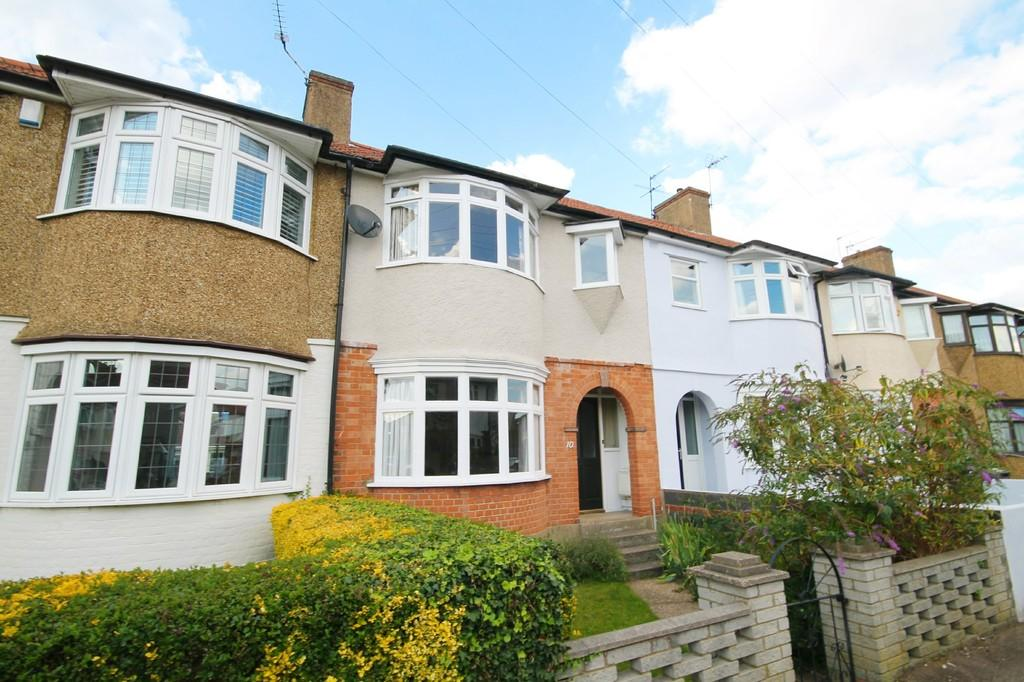 3 Bedrooms Terraced House for sale in Kenning Road, Hoddesdon