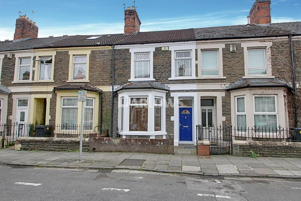3 Bedrooms Terraced House for sale in Arran Street, Roath
