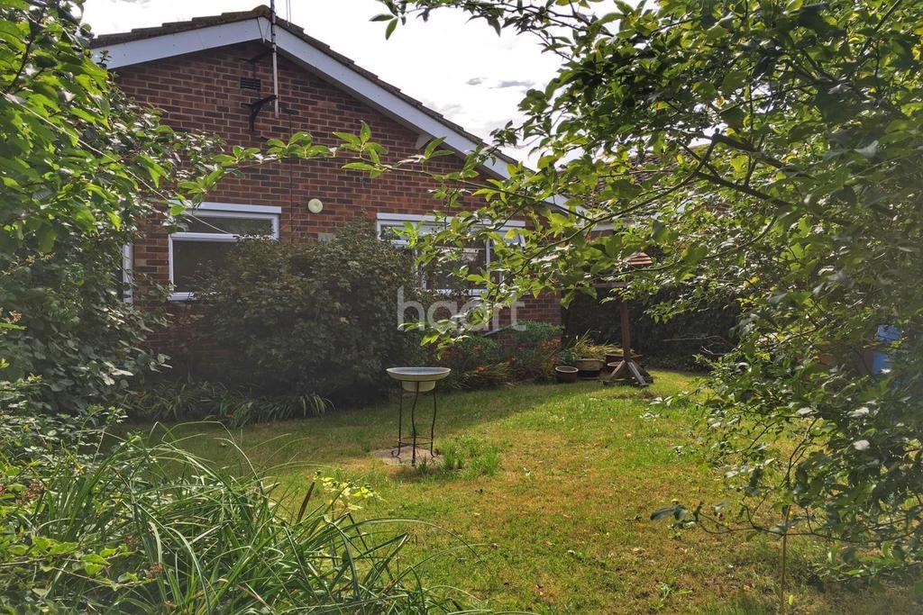 2 Bedrooms Bungalow for sale in Broom Knoll, East Bergholt, Essex