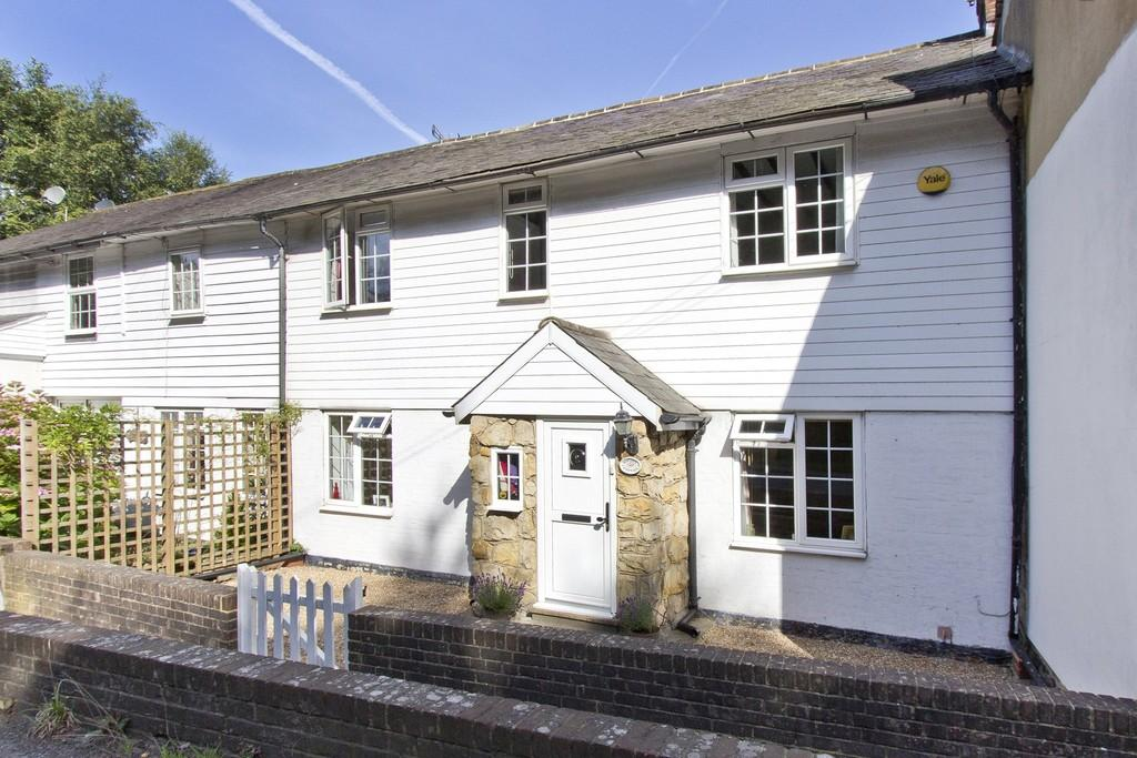 3 Bedrooms Terraced House for sale in Western Road, Crowborough