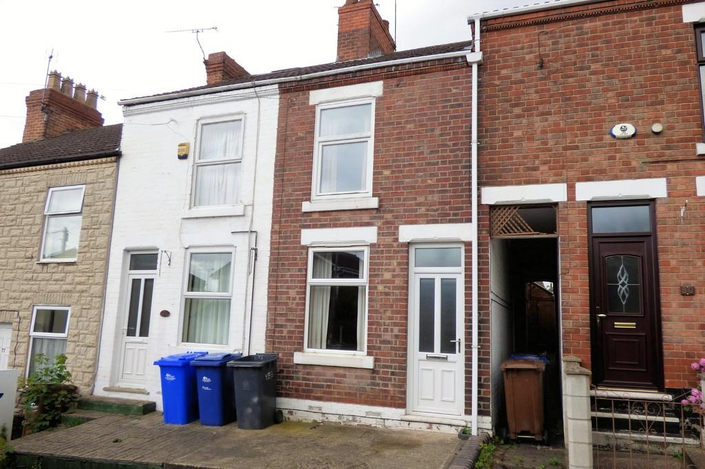 2 Bedrooms Terraced House for sale in Nelson Street, Burton-on-Trent