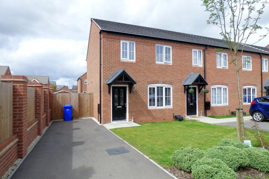 2 Bedrooms End Of Terrace House for sale in Salt Drive, Barton Under Needwood