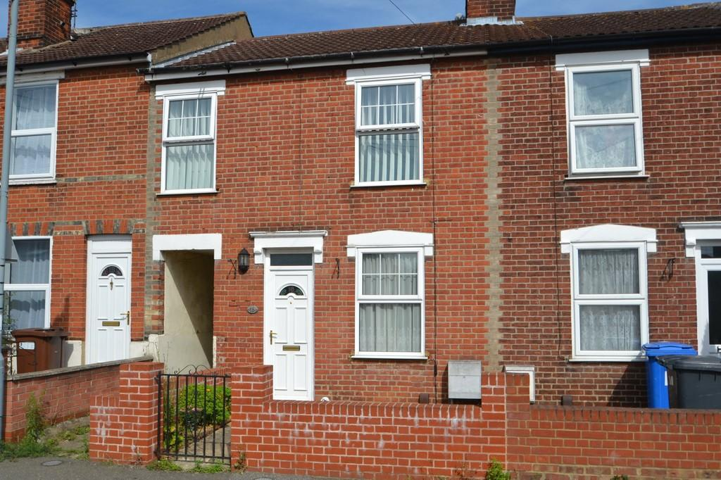 2 Bedrooms Terraced House for sale in Brunswick Road, Ipswich, IP4 4BL