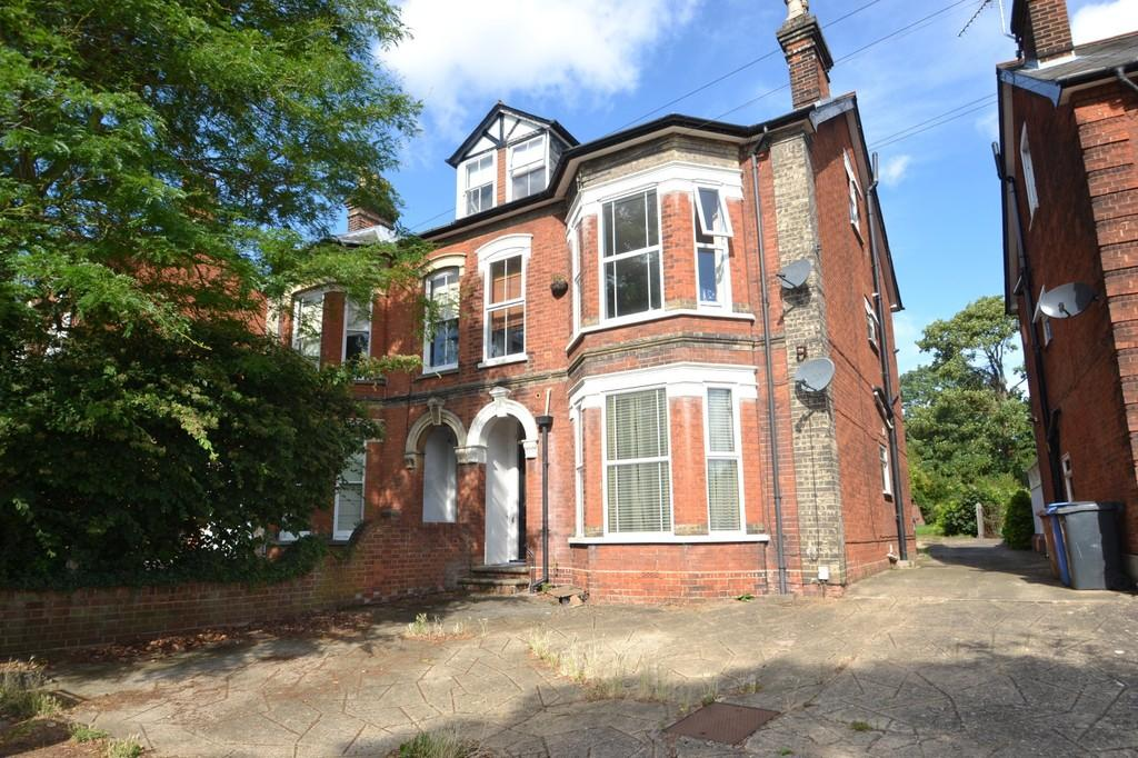 2 Bedrooms Ground Flat for sale in Tuddenham Road, Ipswich, Suffolk, IP4 2SU