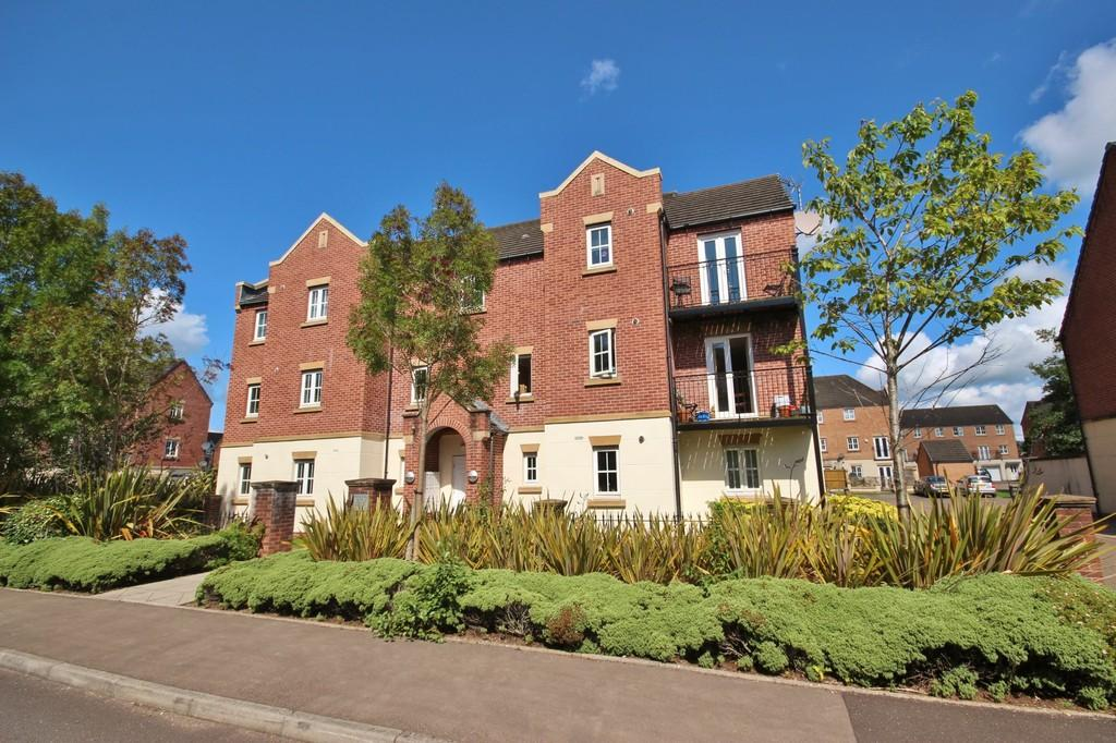 2 Bedrooms Apartment Flat for sale in Threipland Drive, Heath, Cardiff
