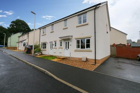 3 bedroom semi-detached house for sale - Poppy Close, Newton Abbot