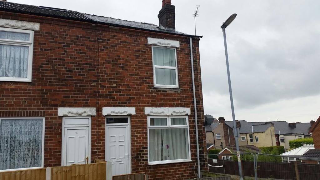 2 Bedrooms End Of Terrace House for sale in George Street, Goldthorpe