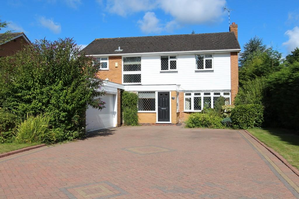 4 Bedrooms Detached House for sale in Warren Drive, Dorridge