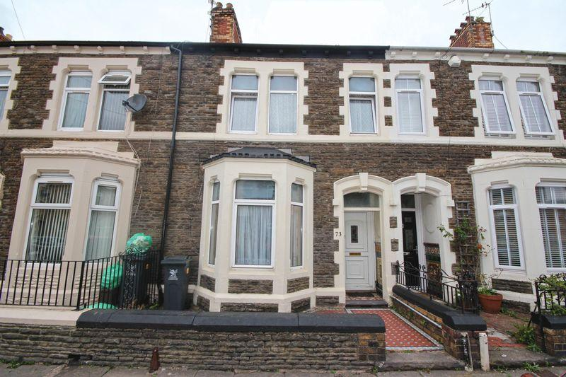 4 Bedrooms House for sale in Railway Street, Splott