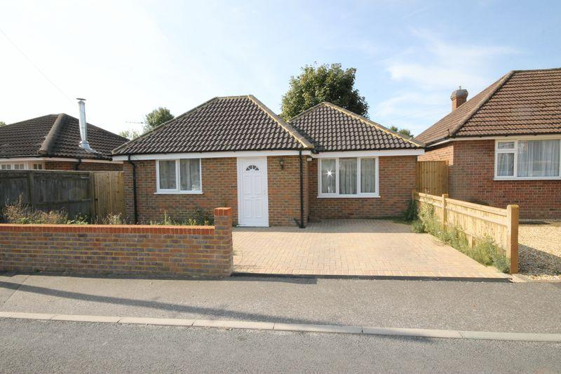1 Bedroom Detached Bungalow for sale in Adur Road, Burgess Hill, West Sussex
