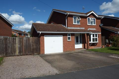 3 bedroom detached house for sale - Meadway, Spalding, PE11
