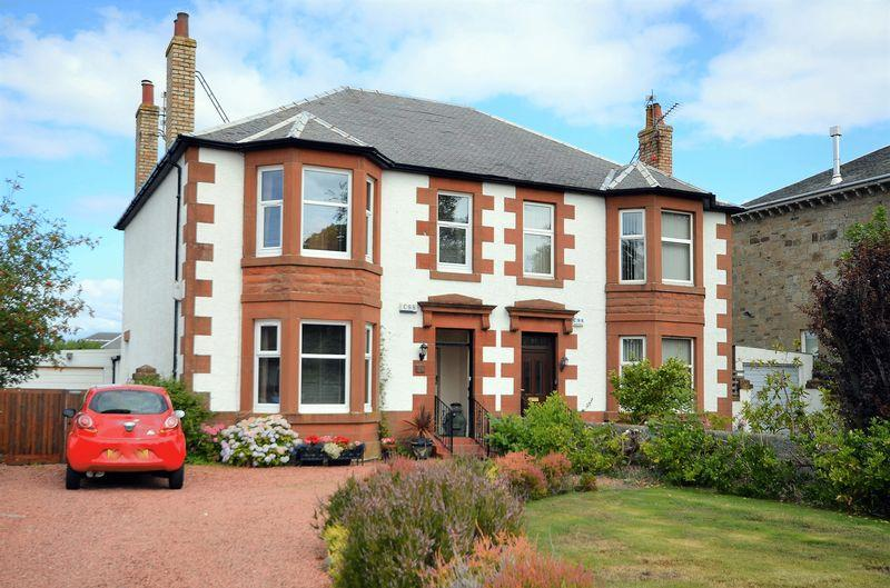 4 Bedrooms Semi-detached Villa House for sale in 59 St.Quivox Road, Prestwick KA9 1JF