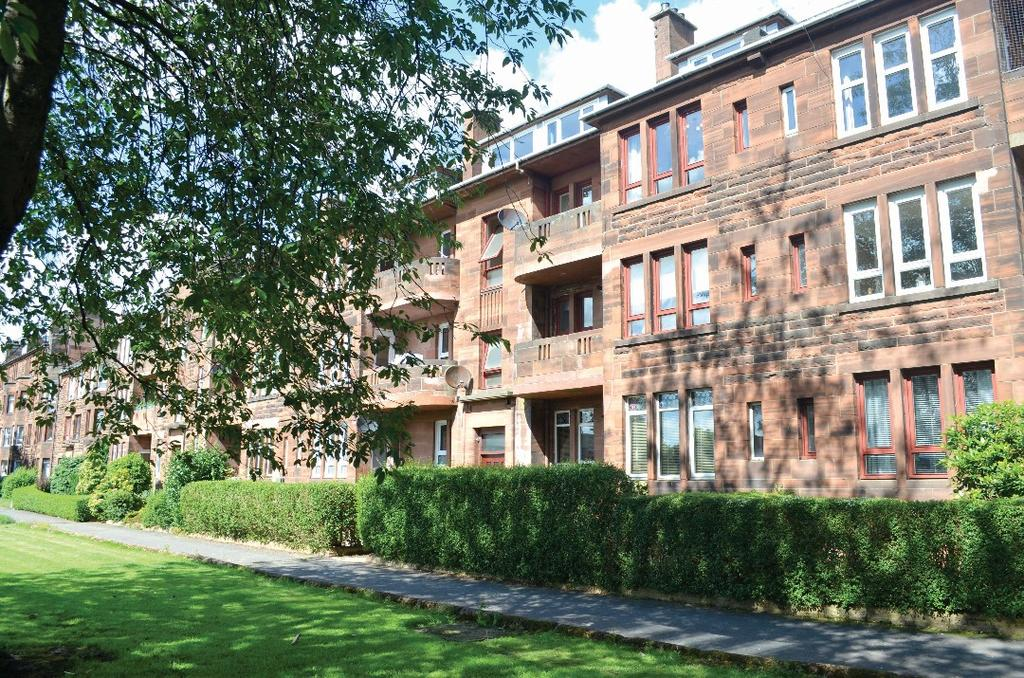 4 Bedrooms Flat for sale in Great Western Road, Flat 2/2, Anniesland, Glasgow, G13 2TL