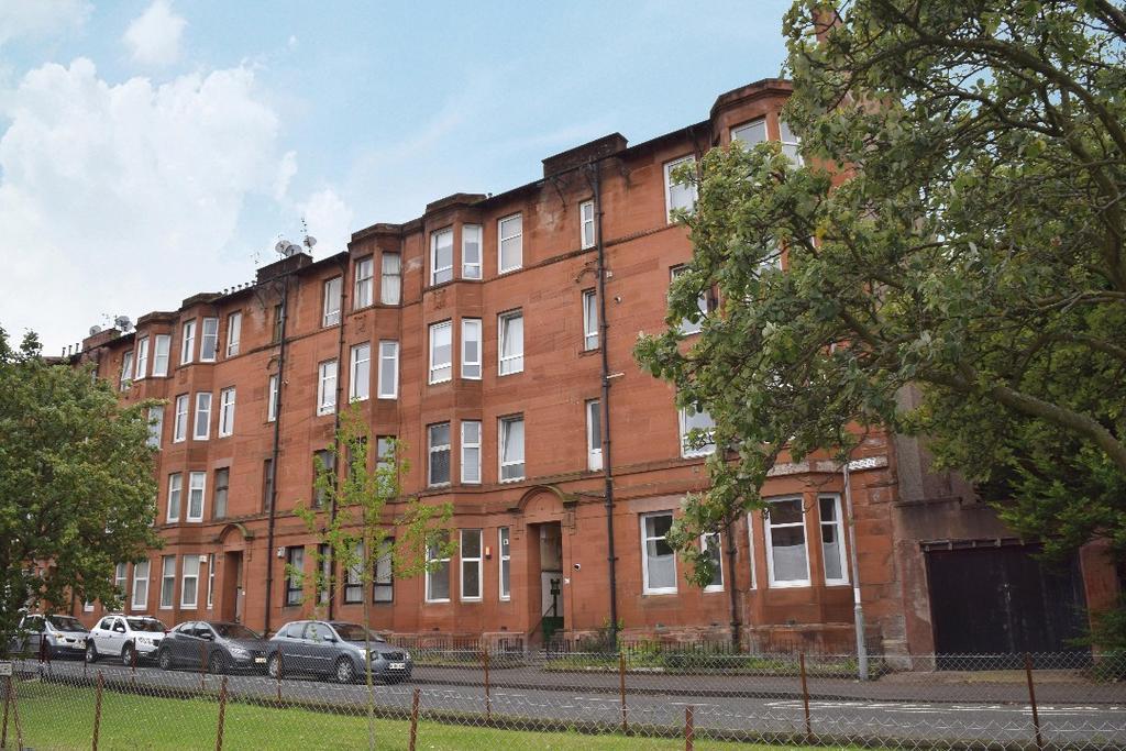 1 Bedroom Flat for sale in Rannoch Street, Flat 0/1, Cathcart, Glasgow, G44 4DD