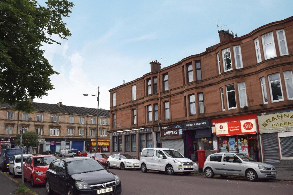 3 Bedrooms Flat for sale in North Gower Street, Flat 2-1, Glasgow, G51 1PW