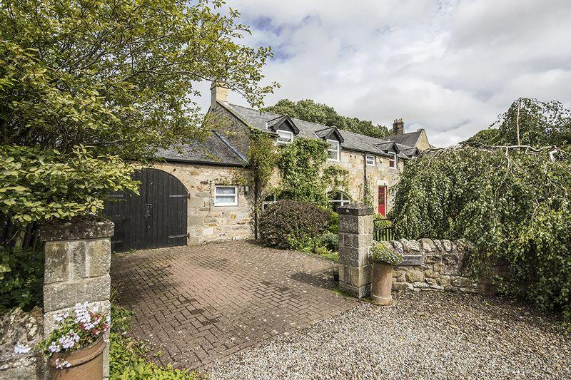 4 Bedrooms Semi Detached House for sale in Post Office Farm, Morpeth