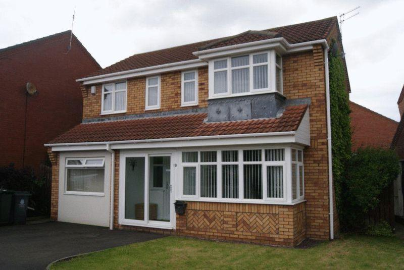 3 Bedrooms Detached House for sale in Southfields, Cramlington