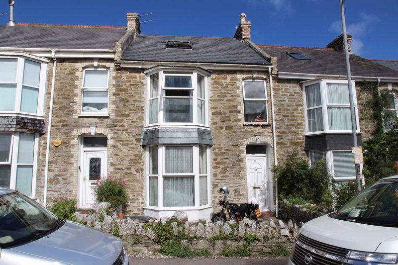6 Bedrooms Terraced House for sale in Springfield Road, Newquay