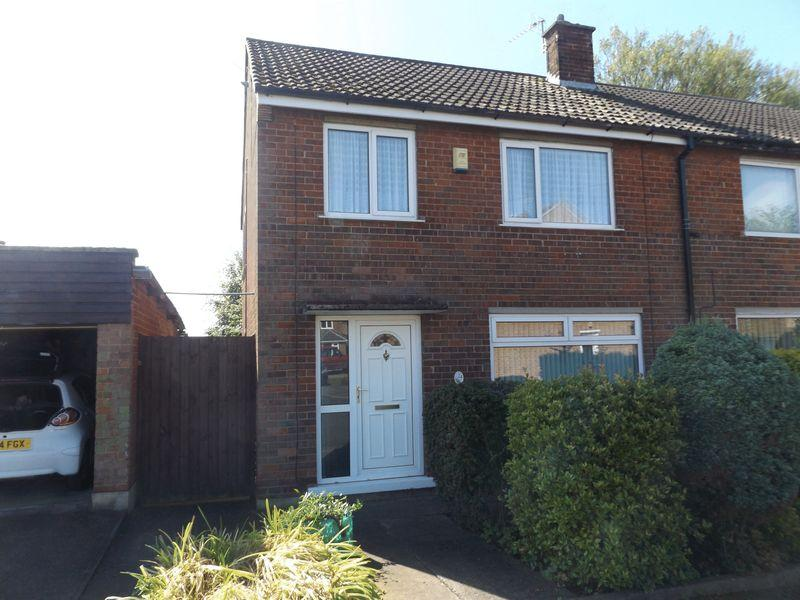 3 Bedrooms Semi Detached House for sale in Leven Close, Stockton-On-Tees