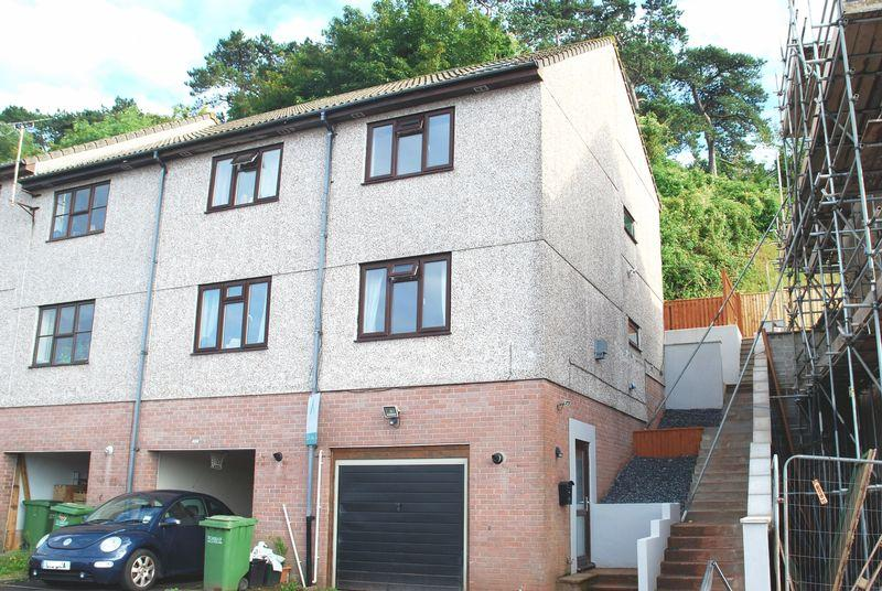 3 Bedrooms End Of Terrace House for sale in Grange Road, Torquay