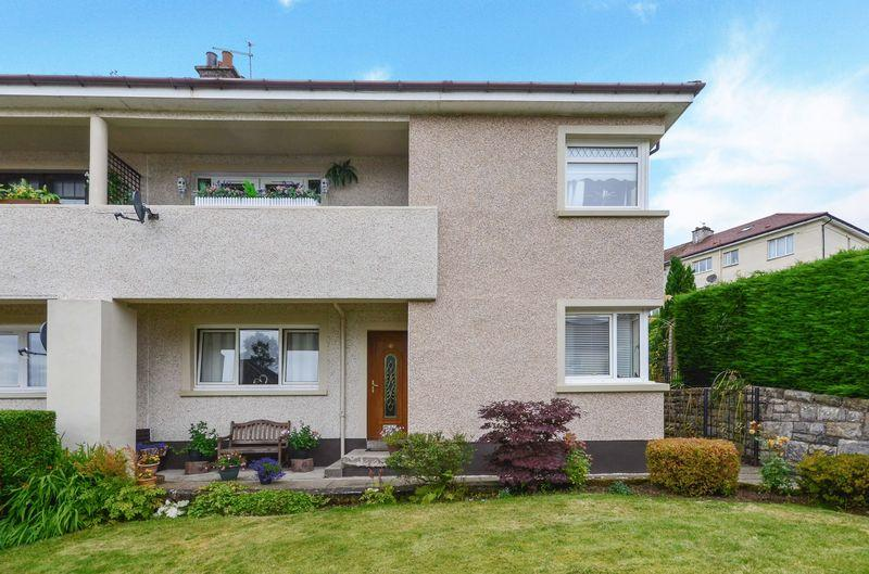 2 Bedrooms Apartment Flat for sale in Kingsway, Kilsyth