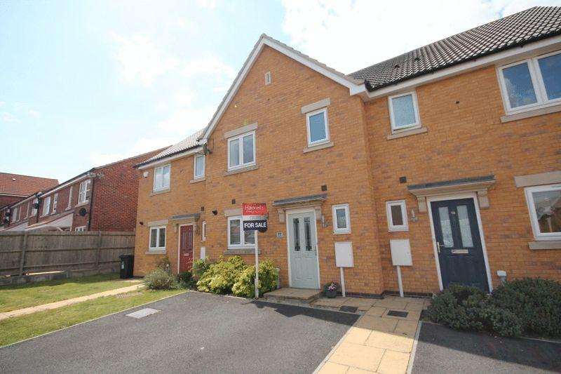 3 Bedrooms Terraced House for sale in TEMPLETON CLOSE, MICKLEOVER
