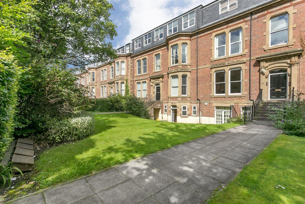 Osborne terrace jesmond newcastle upon tyne 2 bed flat for 2 osborne terrace