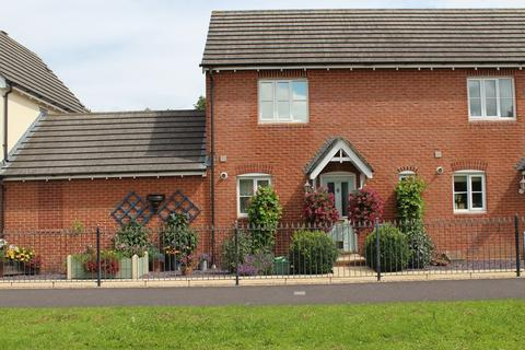 2 bedroom terraced house for sale - Canal Way, Ilminster