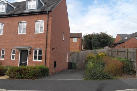 3 bedroom semi-detached house to rent - Maxwell Drive, Loughborough
