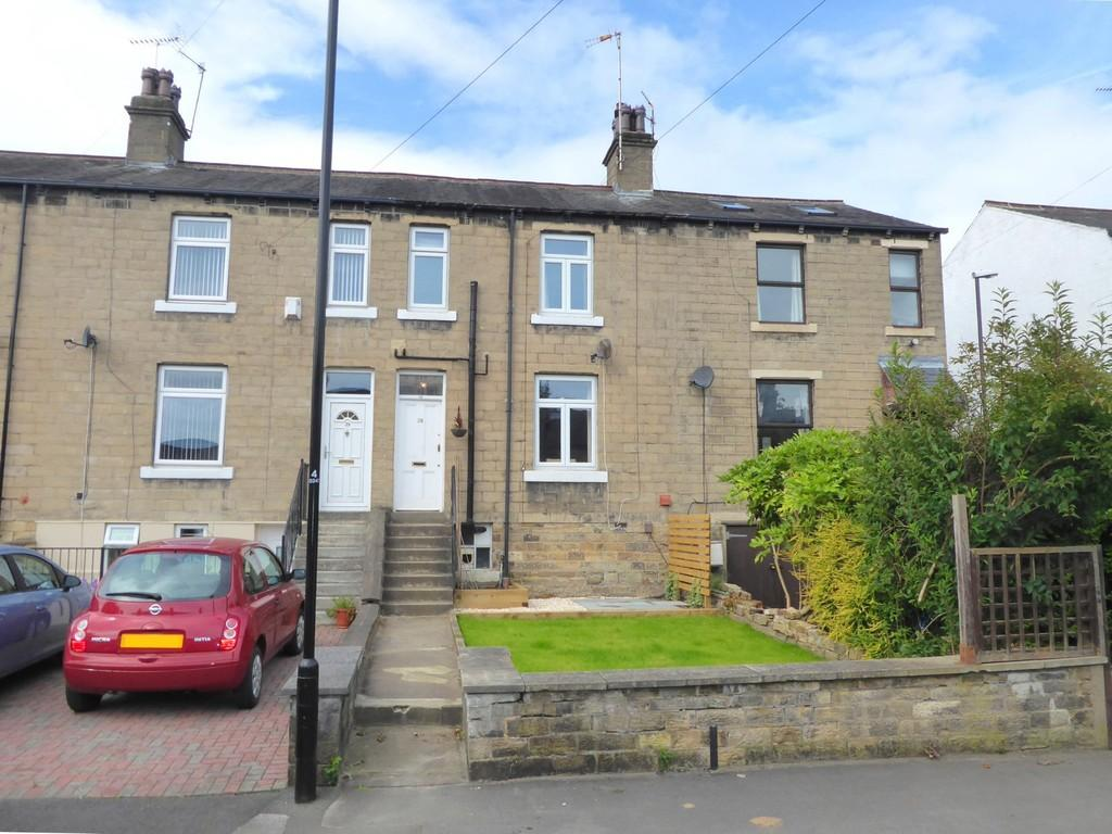 2 Bedrooms Terraced House for sale in Oaklands Avenue, Rodley