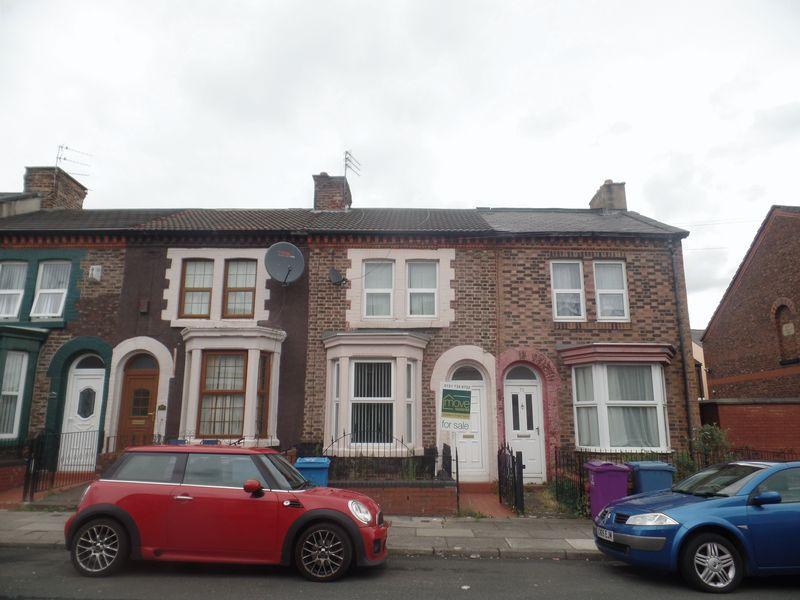 3 Bedrooms Terraced House for sale in 69 Vandyke Street, Liverpool