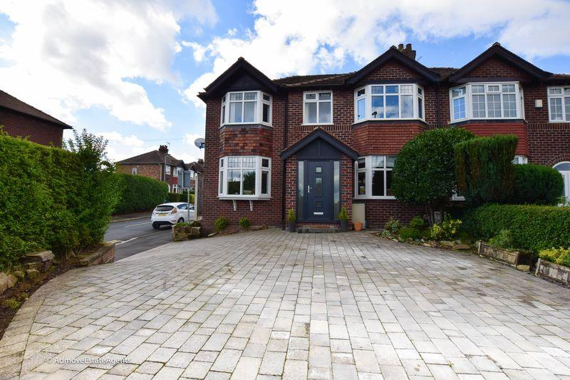 4 Bedrooms Semi Detached House for sale in Booths Hill Road, Lymm