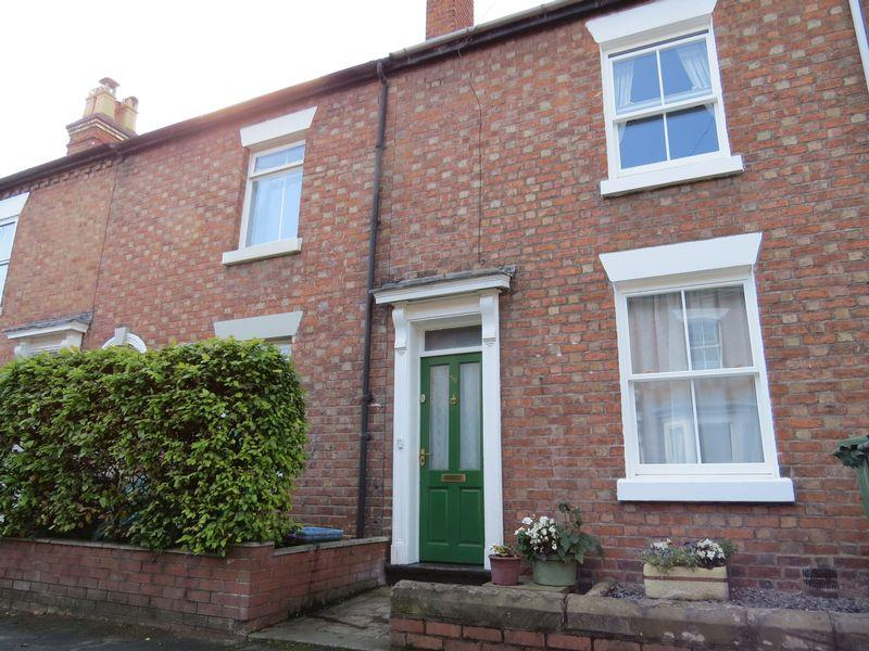 2 Bedrooms Terraced House for sale in North Street , Castlefields, Shrewsbury, SY1 2JL