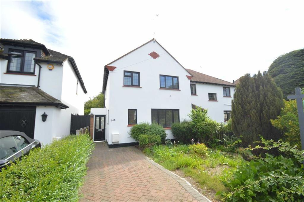 3 Bedrooms Semi Detached House for sale in Shoebury Road, Thorpe Bay, Essex