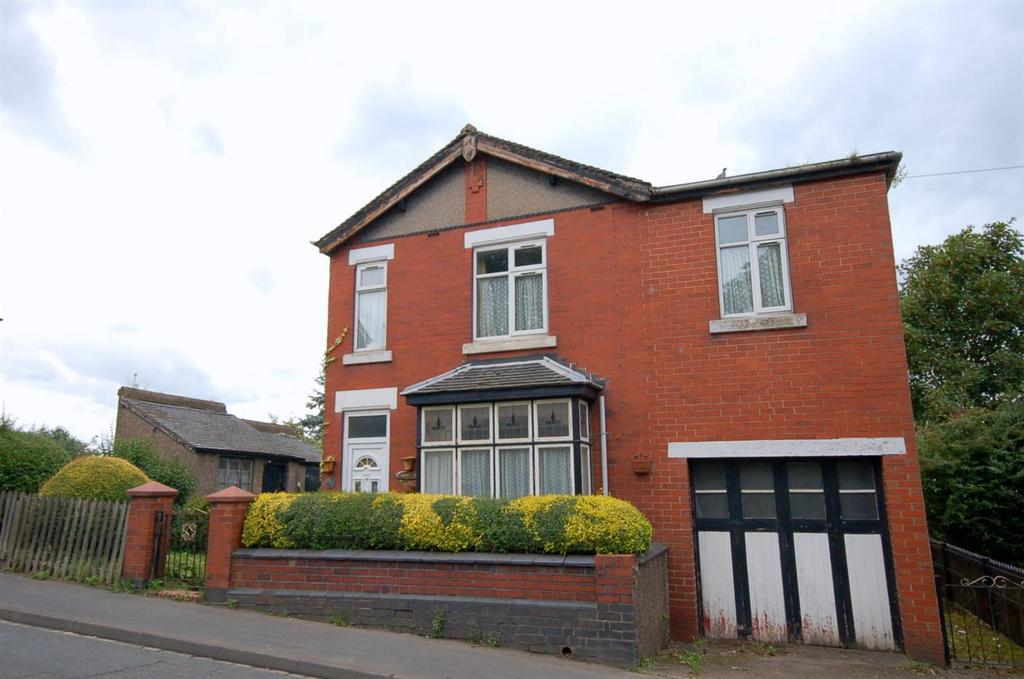 3 Bedrooms Detached House for sale in High Street, Alsagers Bank