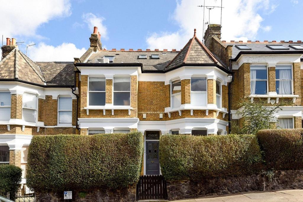 3 Bedrooms Terraced House for sale in Elm Grove, Crouch End