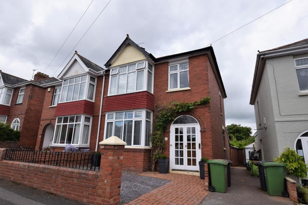 3 Bedrooms House for sale in Fulford Road, Exeter, EX1